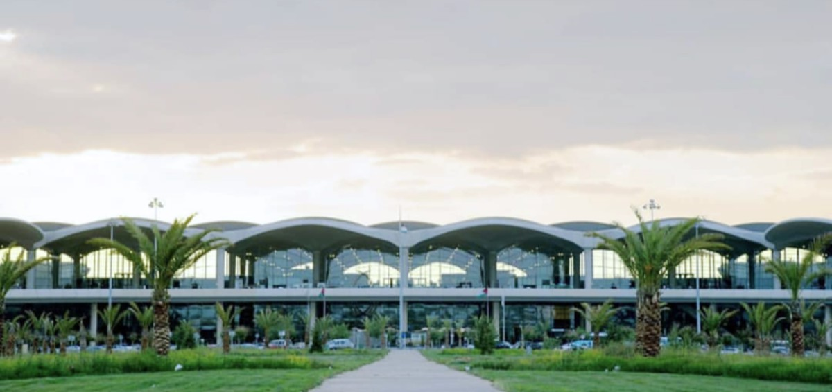 EBRD invests in Queen Alia Airport in Jordan