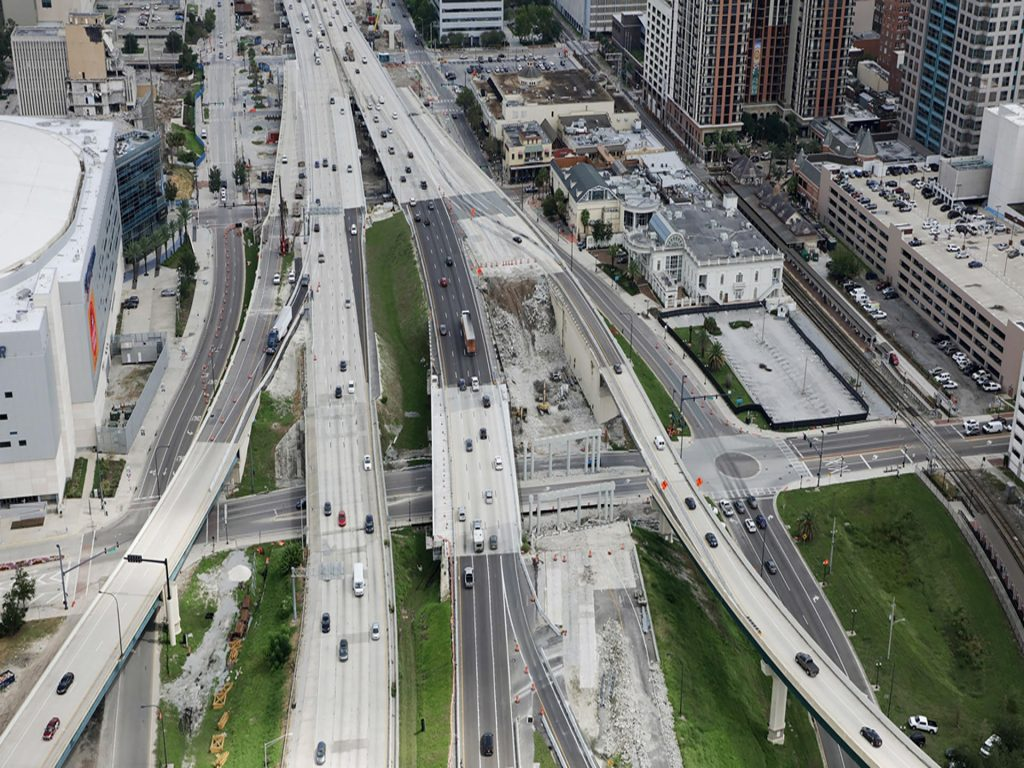 The I-4 Ultimate Improvement Project in Orlando, Florida