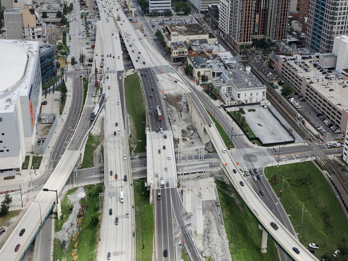 The American dream crumbles as highway network needs urgent repair and improvement