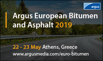 Argus European Bitumen and Asphalt Conference