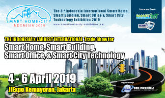 Smart Home+City Indonesia 2019