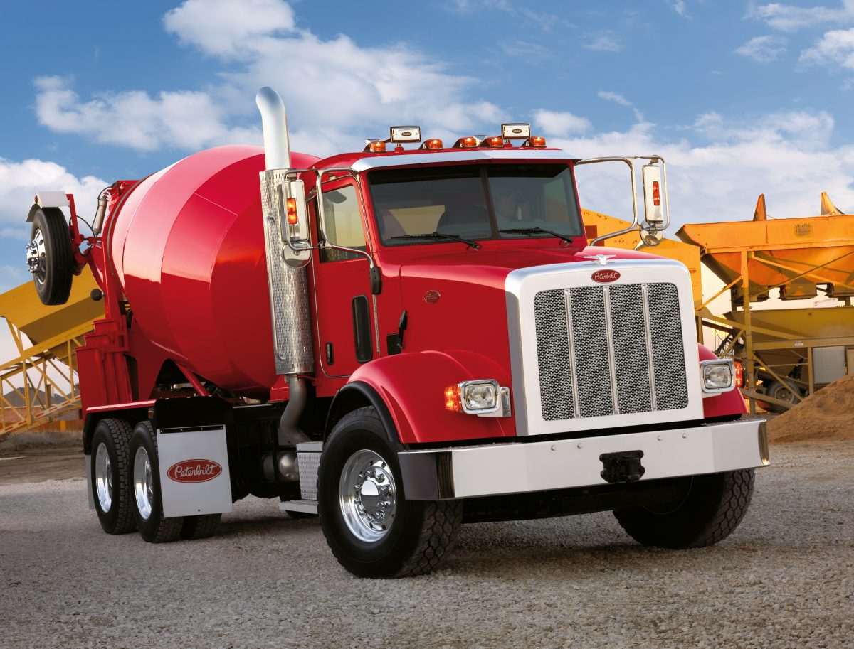 Peterbilt to showcase Concrete Truck line-up at World of Concrete