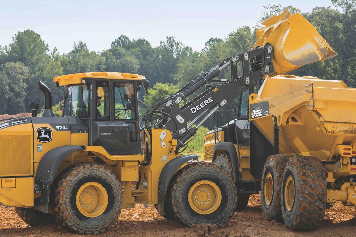 New John Deere L-Series wheel loaders set to storm into job sites