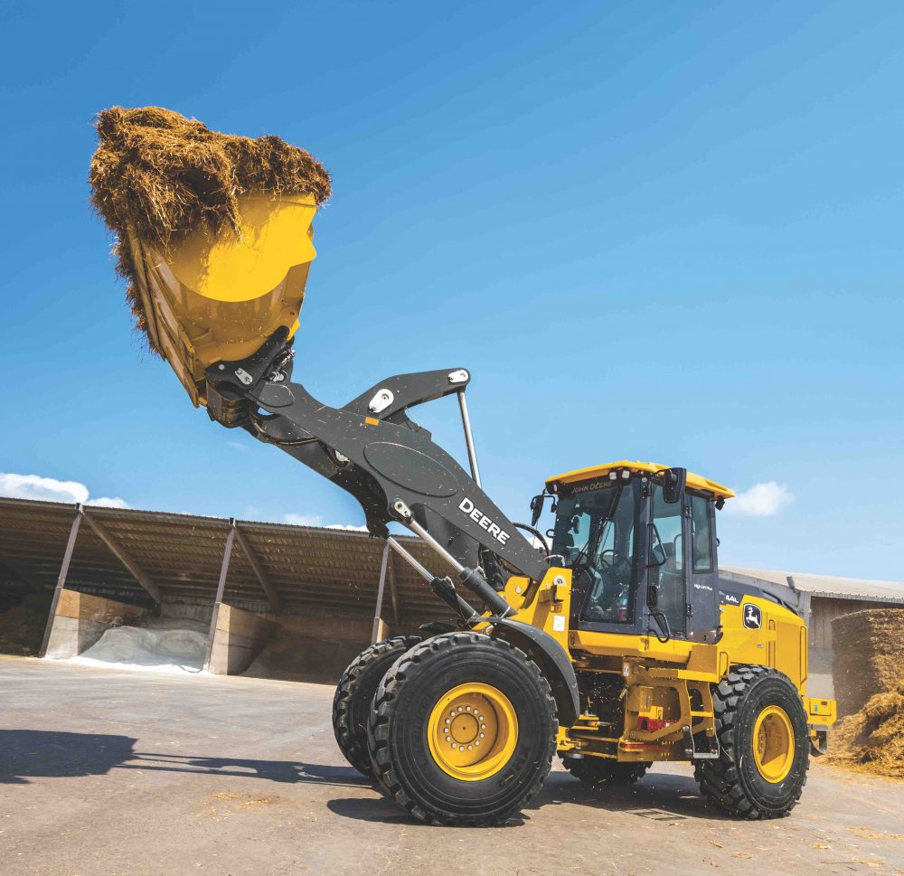 New John Deere L-Series wheel loaders set to storm into job sites