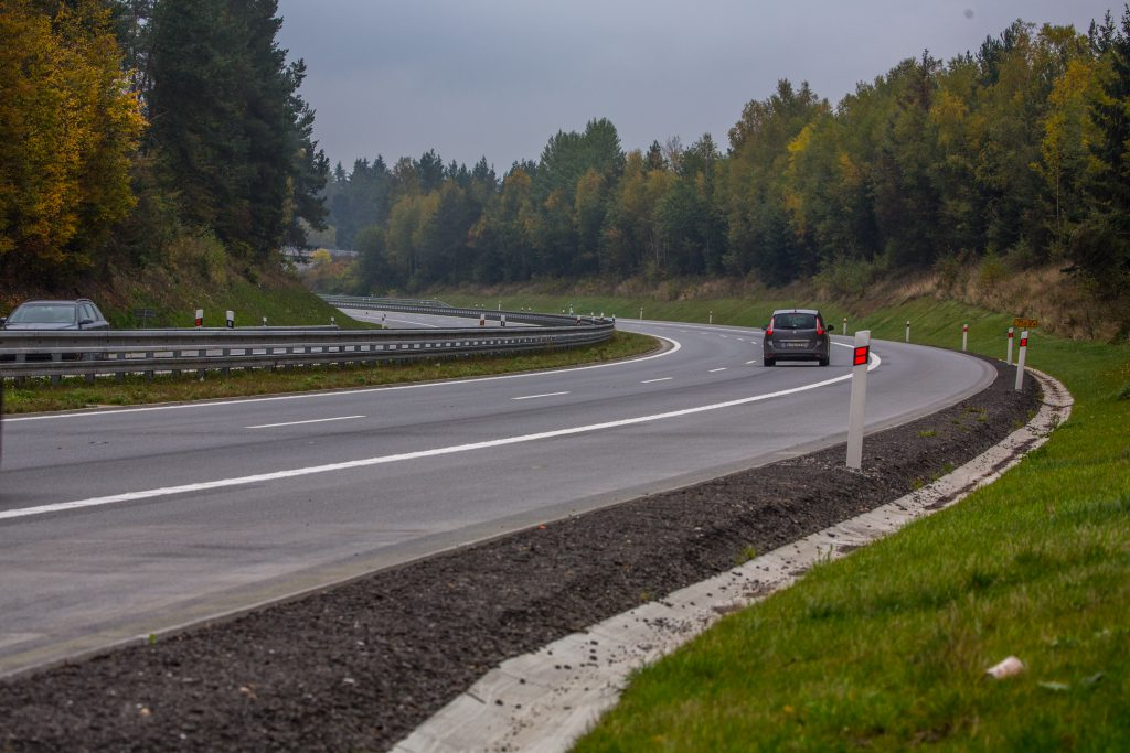 STRABAG receives contract for modernisation of D1 motorway in Czechia