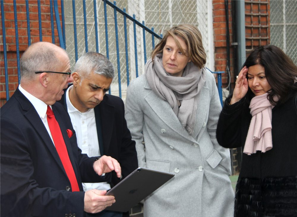 London welcomes the world's most sophisticated air quality monitoring network