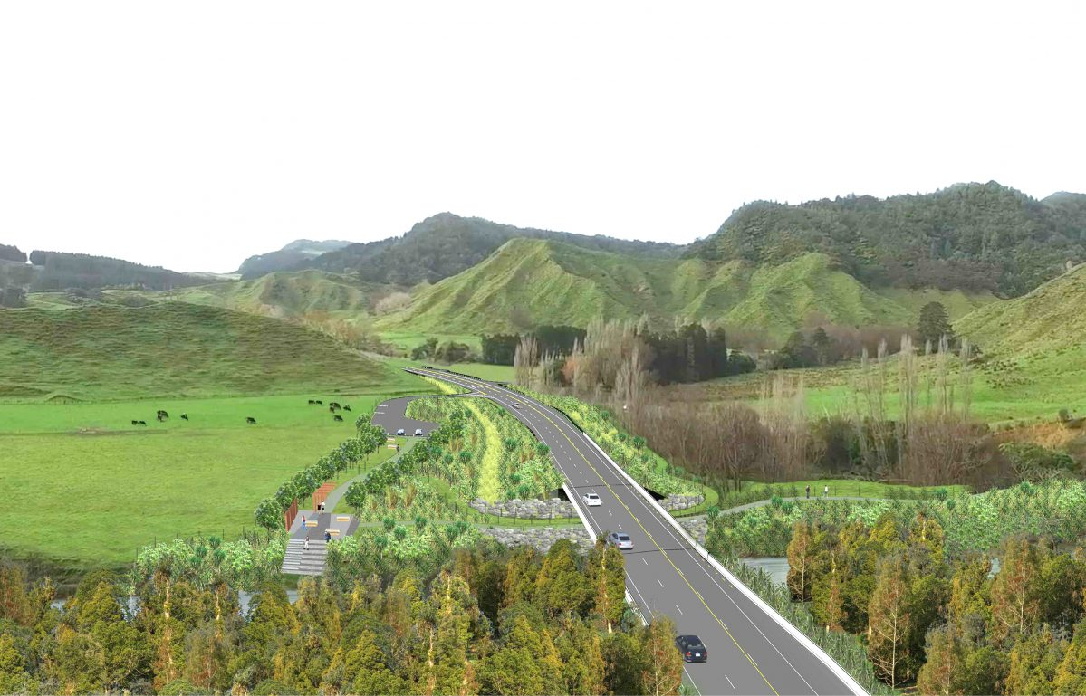 New Zealand's Awakino Tunnel Bypass work set to begin