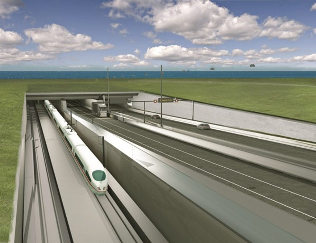 German approval of the Fehmarnbelt tunnel ready to be signed