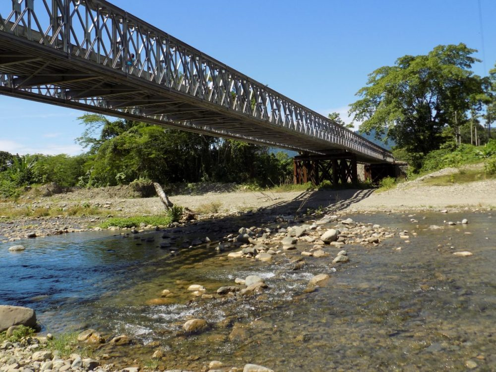 C200 Bridge over Suruy River, Costa Rica
