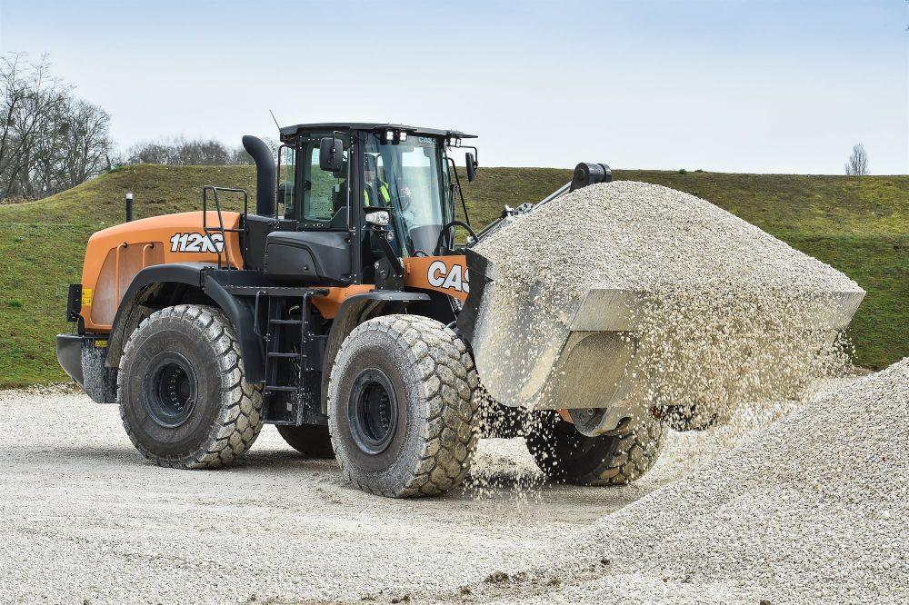CASE 1121G wheel loader