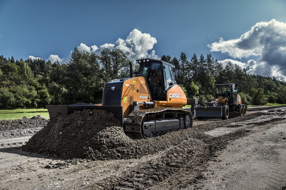 CASE Rodeo and 360 degree solutions to be featured at Bauma 2019
