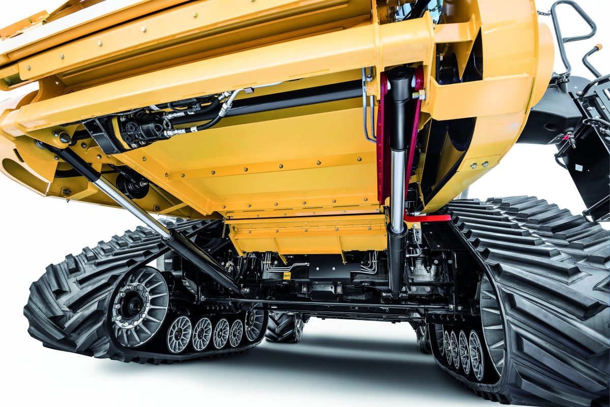New Holland wins SIMA 2019 Innovation Award for Combine Feed Roll Reverser