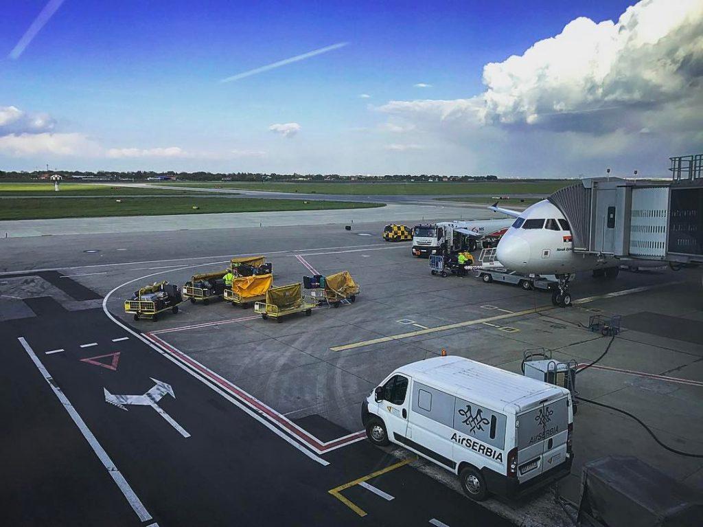 Belgrade Airport - Photo by Philipp Gerbig