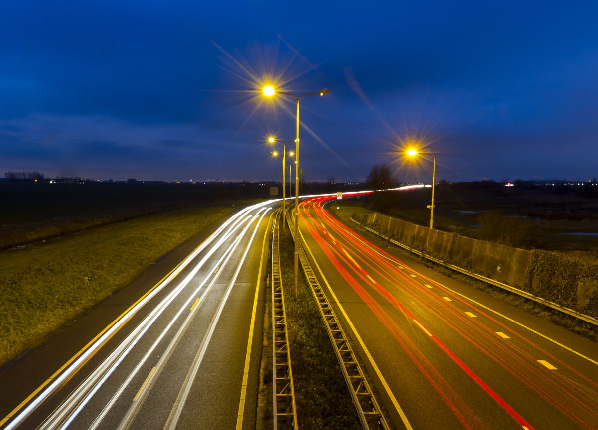 The right data infrastructure is crucial for running of our roads