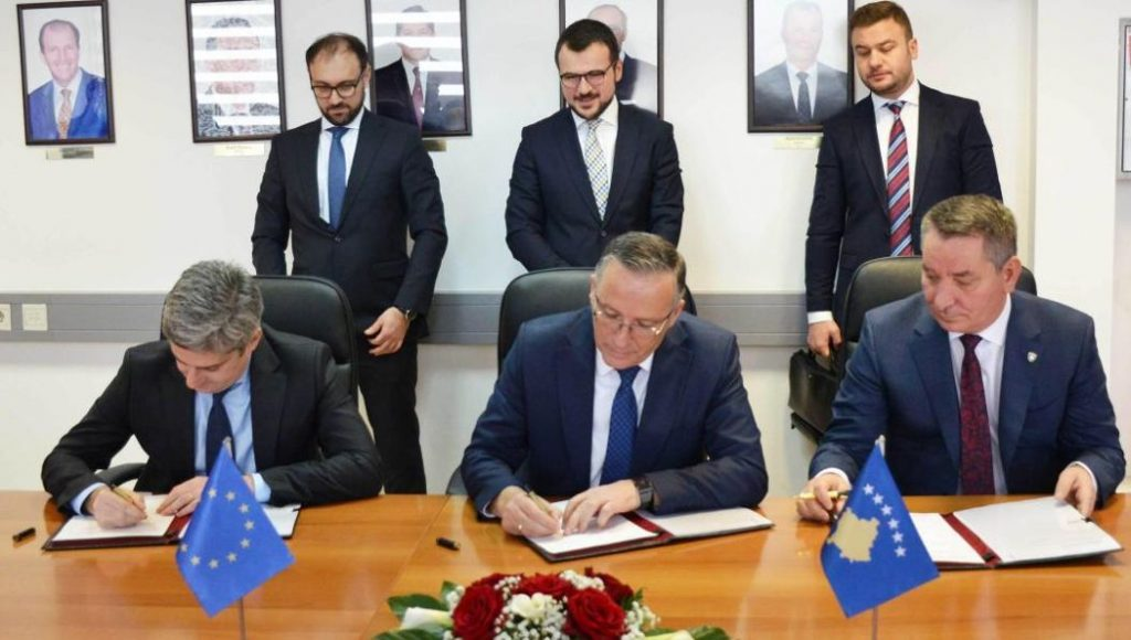 First ERI grant funds 30km motorway between Peja and Kijeveto in Kosovo