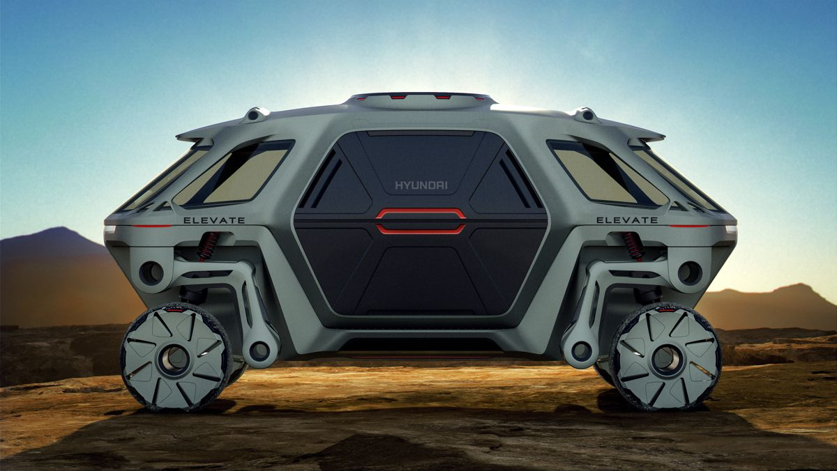 Hyundai Transformers may be the way forward for Emergency and First Responders