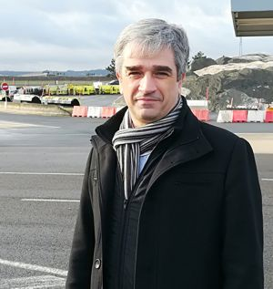 Pascal Hemery, Technology and Systems Department, Reims, Head of projets