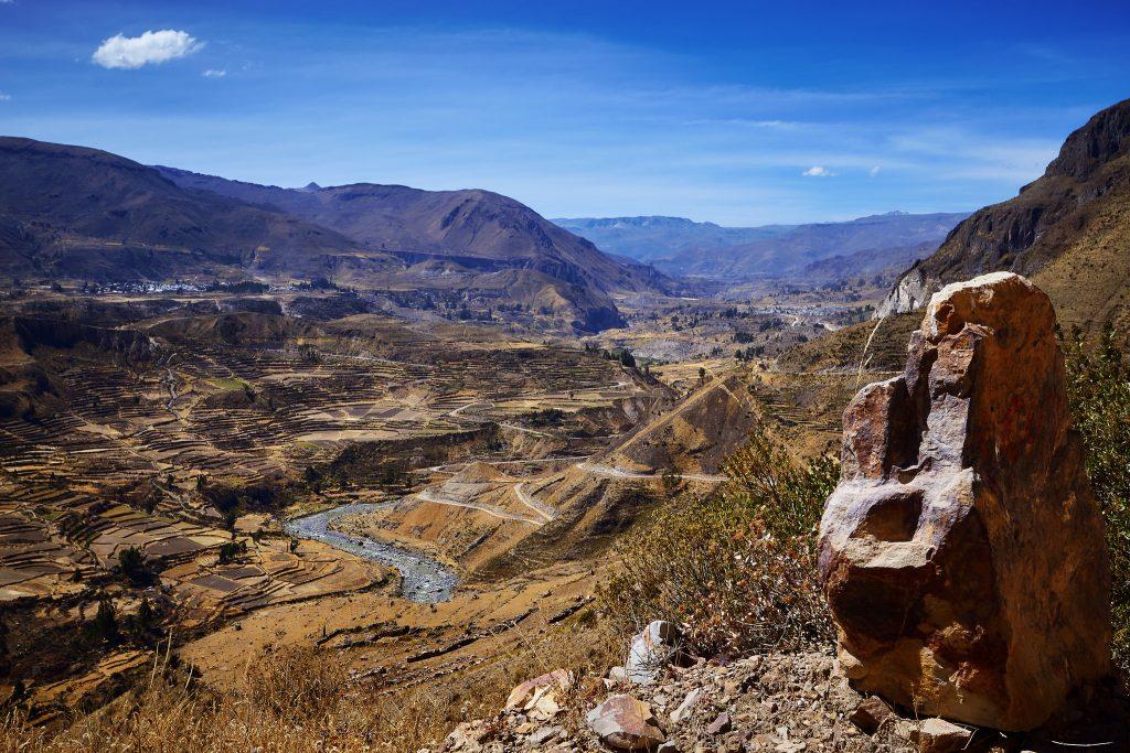 Peru Highways - Photo by Pedro Szekely