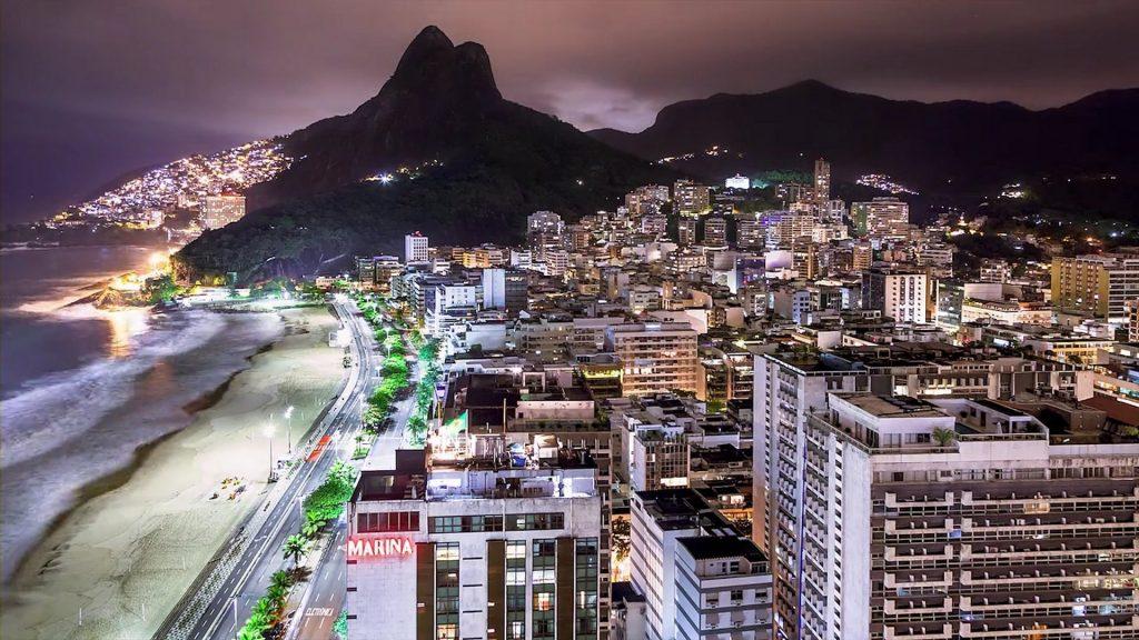 Rio - Photo by Ryan M Bevan