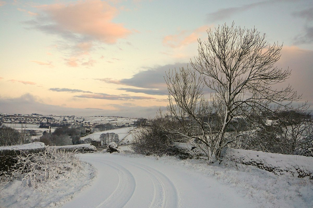 Grit Expectations as Councils and Road Authorities get set for ice and snow
