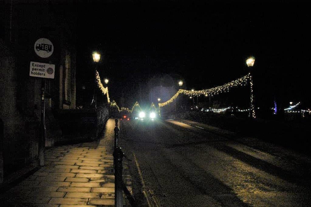 Ringway Wiltshire replaces lighting on Grade I listed Bradford on Avon town bridge