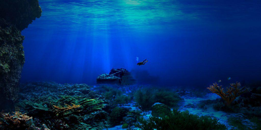 Underwater - Photo by Rafael