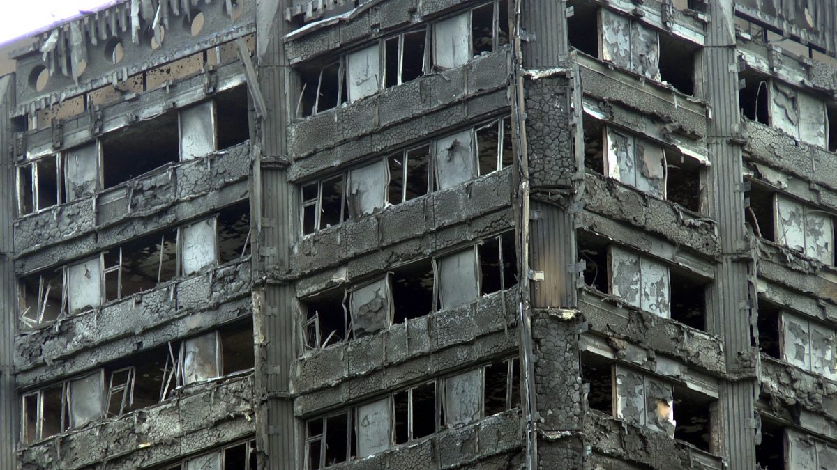 A commitment to fix the system - the government's response to the Grenfell Tower Report