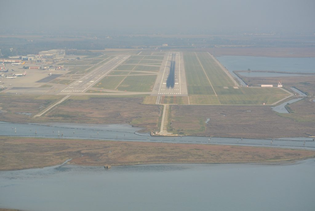 Venice Airport - Photo by flightlog