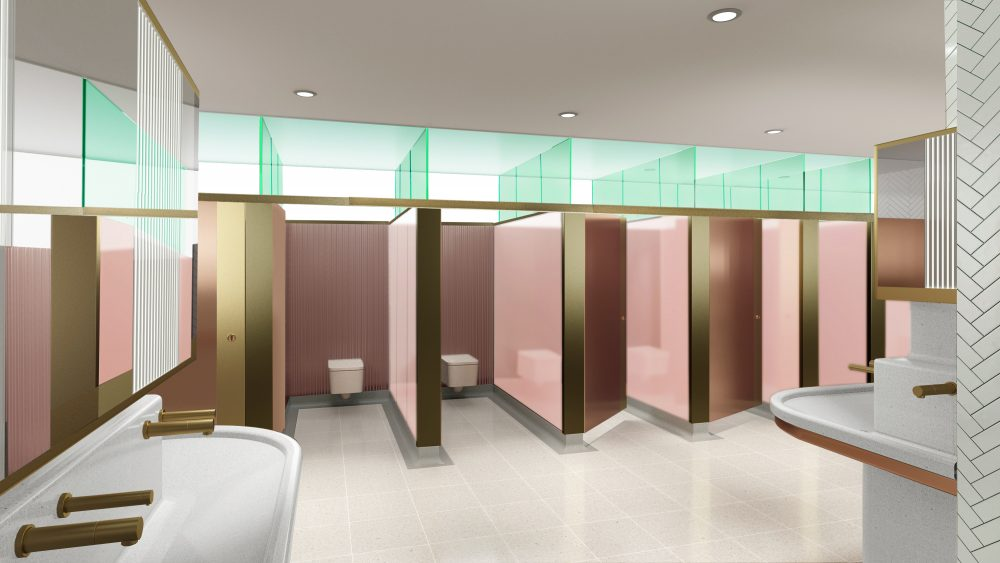 London's busiest toilets closed for £4m revamp