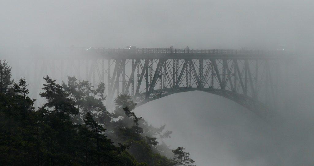 Washington Bridge - Photo by Docent Joyce