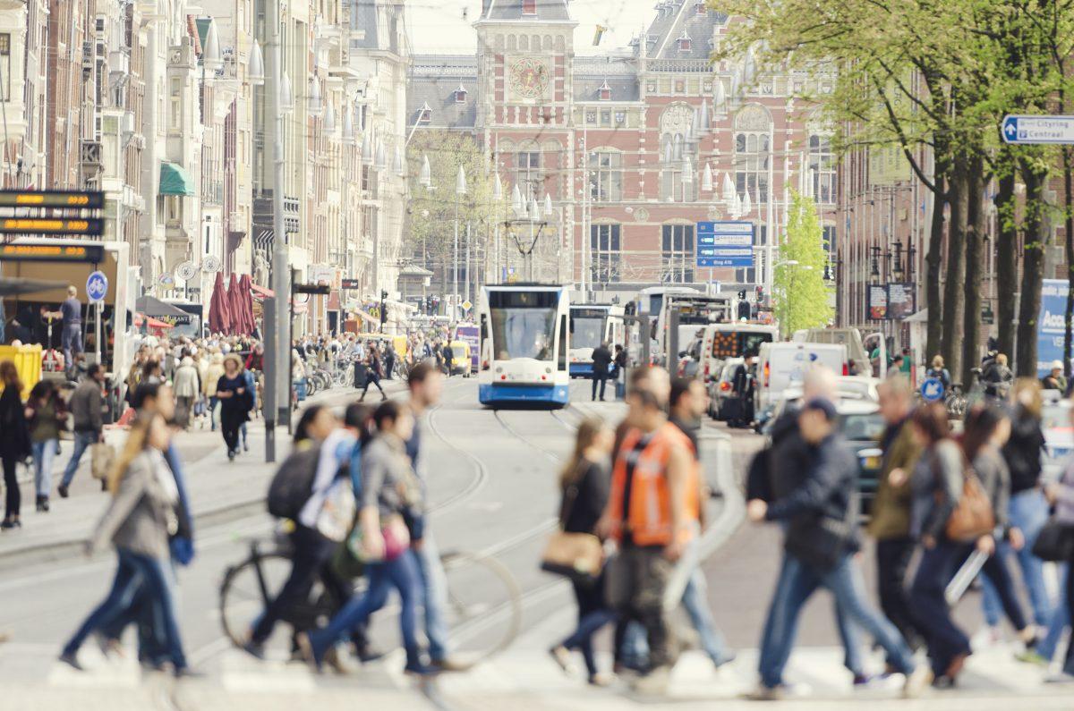 Cities are undergoing transport revolutions