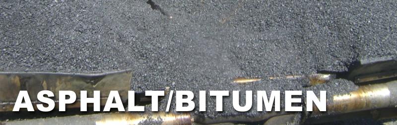 Asphalt and Bitumen