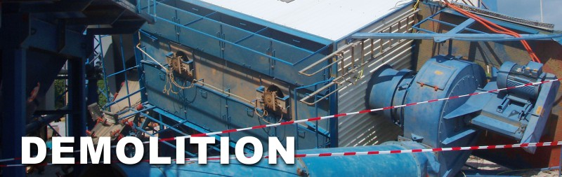 Demolition News