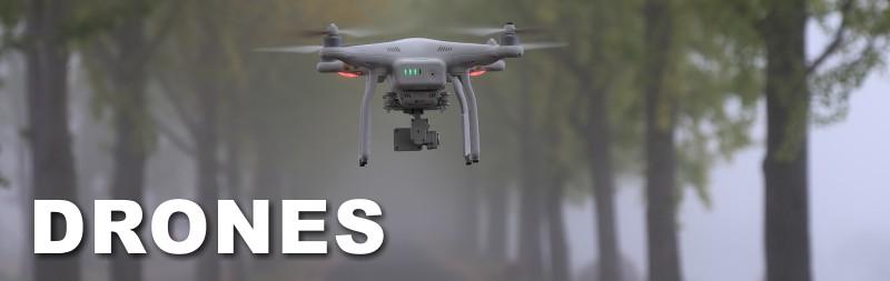 Drone & Aerial Survey News