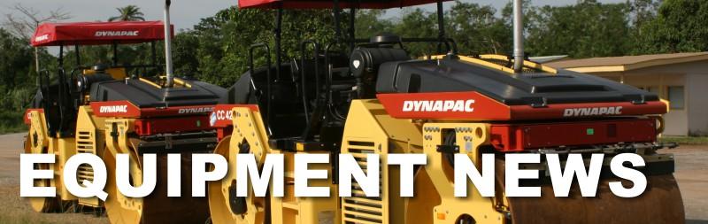 Equipment News