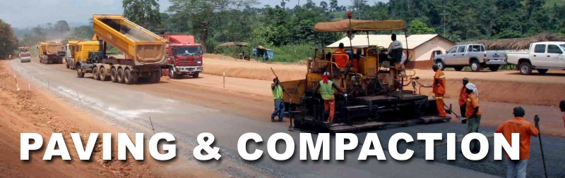 Paving & Compaction