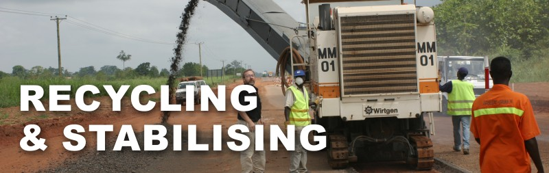 Recycling & Stabilisation