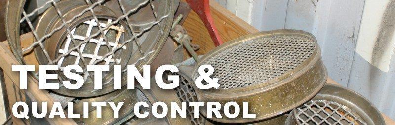 Testing & Quality Control News