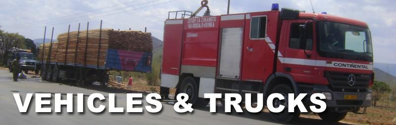 Vehicles & Trucks
