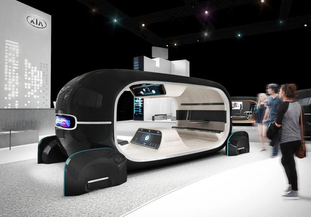 Kia looks at AI emotion technology for post-autonomous driving