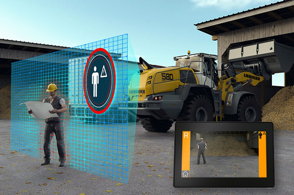 Liebherr Construction Equipment introduces Intelligent Assistance Systems