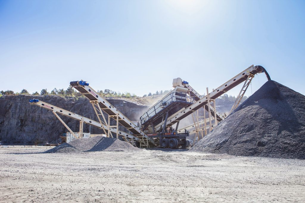 Quinn Company will offer Metso's mobile as well as stationary crushing and screening parts and equipment to Southern California, including the new line of NW Rapid(TM) portable crushing plants.