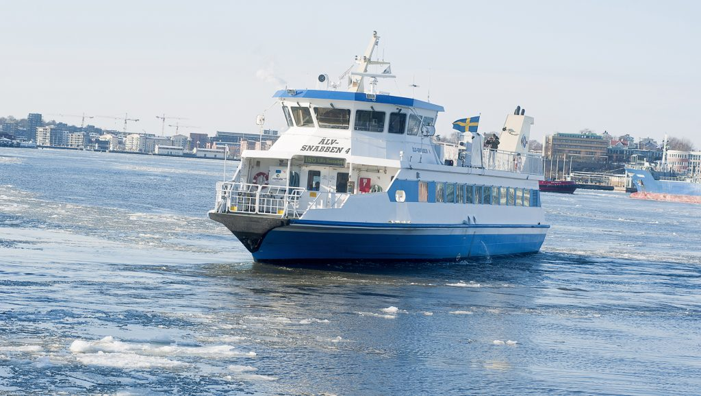 Gothenburg drive to electrify takes to the water with Volvo Penta
