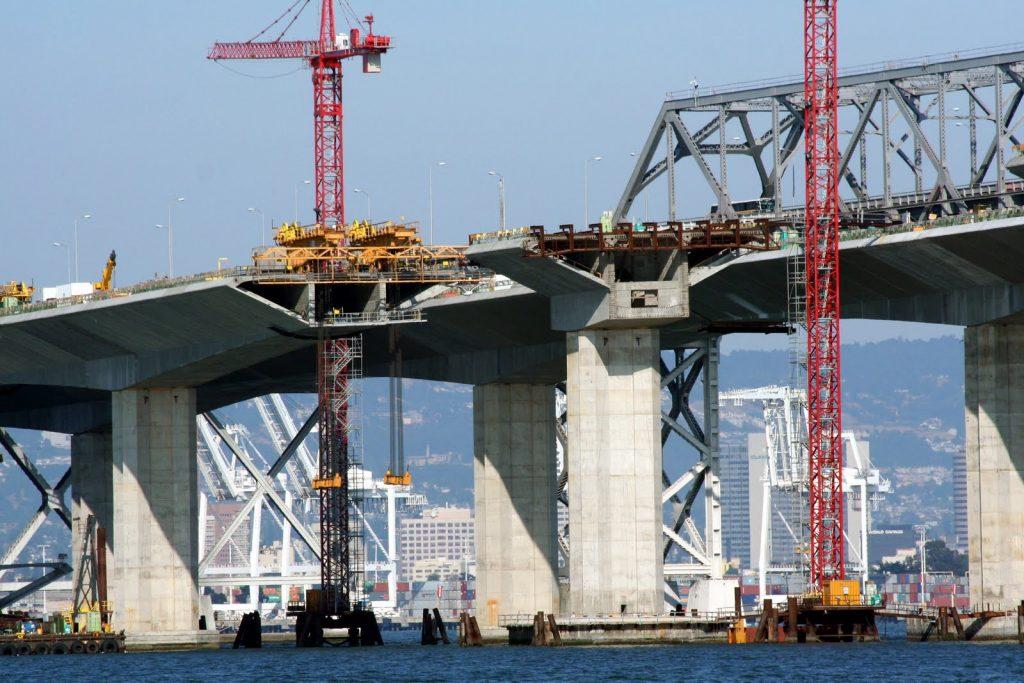 Bridge Construction - Photo by Travis Wise