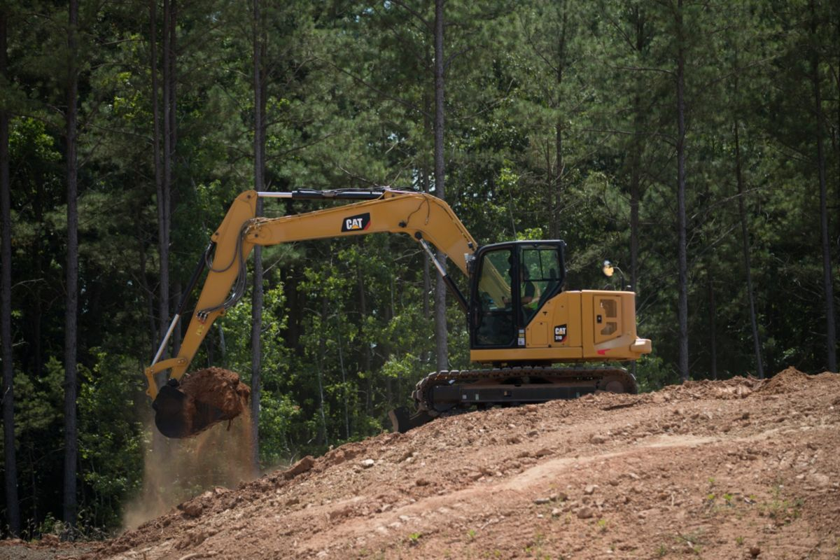 Cat next generation Mini Excavator range gets six new models
