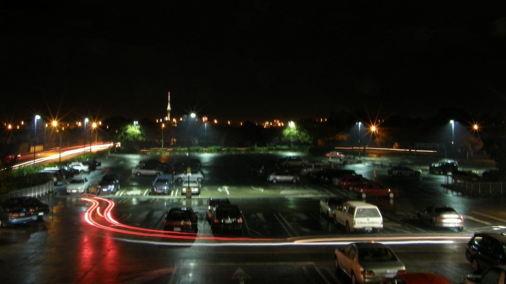 Car Park - Photo by Russell Street