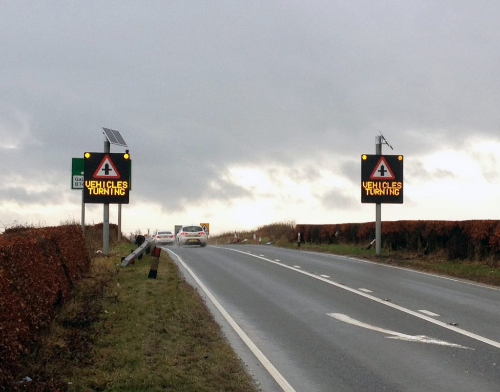 Clearview Intelligence sees signs of improvement at dangerous junction