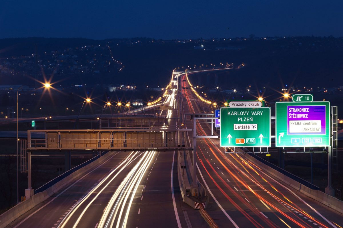STRABAG awarded share of €132m contract for D35 motorway in the Czech Republic