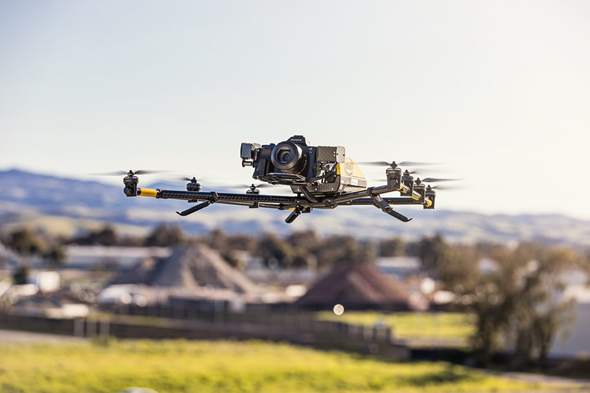 PLANTWORX all set to take off with the COMIT Drone Zone
