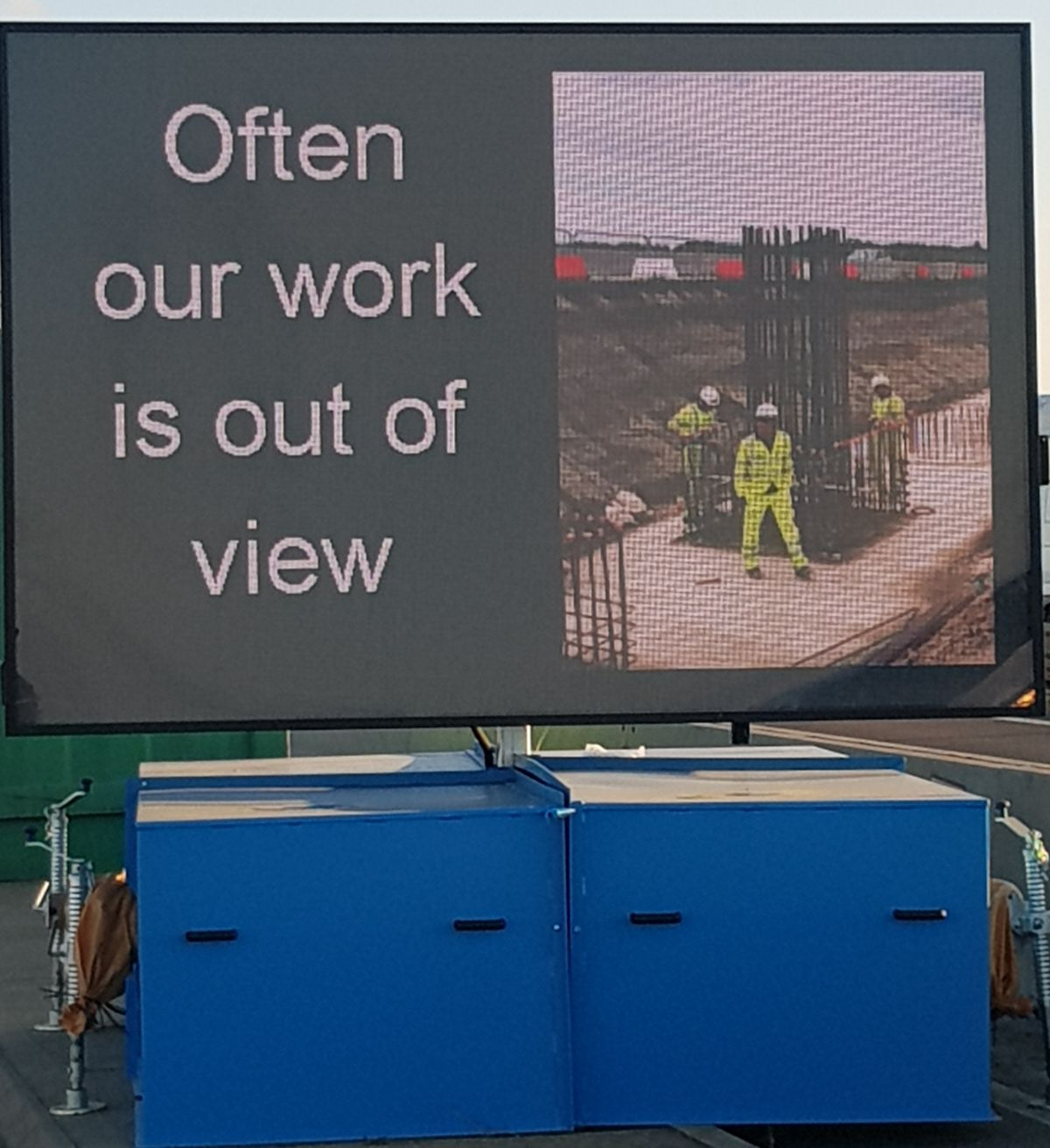 Bartco UK to introduce friendly and energy efficient ITS billboard at Traffex